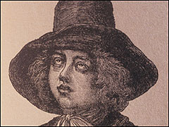 George Fox, Quaker from England